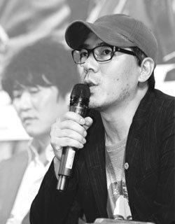 블록버스터 영화 '놈놈놈' 감독   김지운