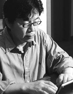 '글밭 일구는 호미' 소설가 박상우