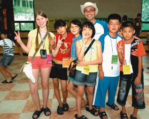동아시아 평화를 위한 어린이희망학교 교장 정승천