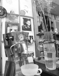 음악과 커피의 '마리아주'