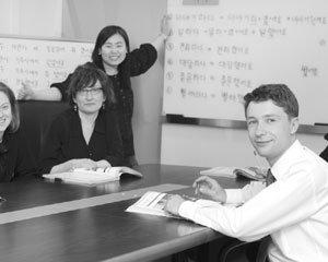 한국 속  '외국놈' '외국분'