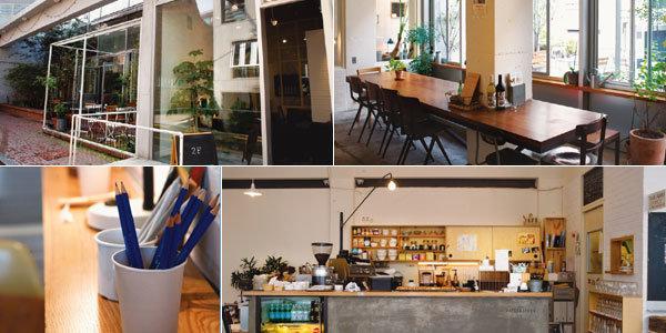 인테리어 디자이너 3인이 추천하는  카페