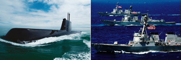 미·일·중·러 참여하는 건군 60주년 군함쇼