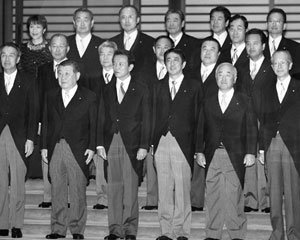 일본 남자들이 옷 입는 방법