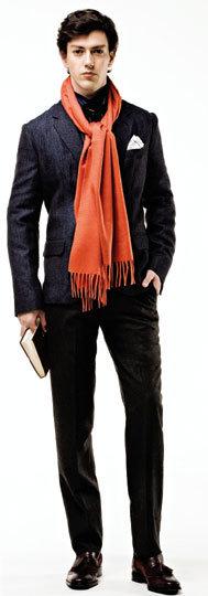 SUIT 클래식 슈트, 10년 젊게 입기