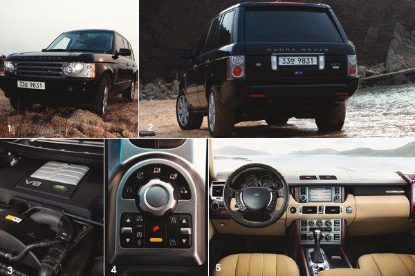 랜드로버 레인지로버 디젤 Range Rover TDV8
