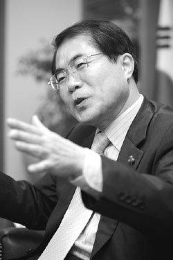 장태평 농림수산식품부 장관