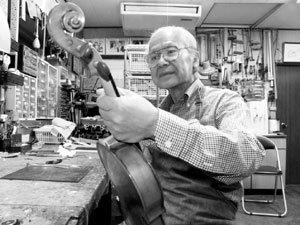 일본 영어교과서에 소개된 바이올린 장인(匠人) 진창현