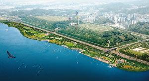 여의도·난지·반포·뚝섬 4대 한강공원의 변신