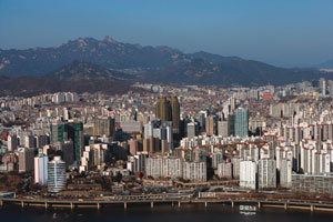 한강, 서울의 중심축이 되다