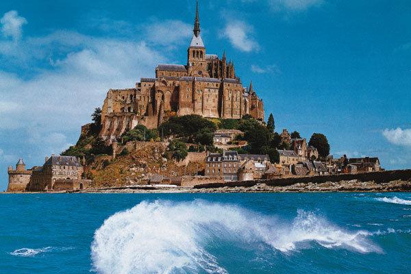 프랑스 '몽 생 미셸'