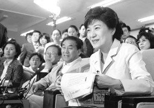 MB 측근 장관·의원들의 광역단체장 총동원령