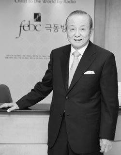 'MB'의 멘토 김장환 목사