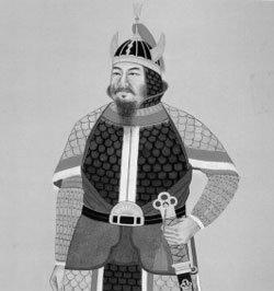 우리나라 최초의 여성 왕 선덕여왕