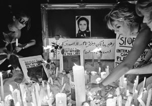 '쓰러진 자유'이란 대선 분석기