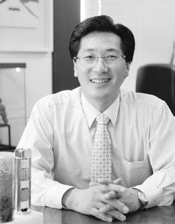 '좋은 물 전도사' ㈜진행 심학섭 대표