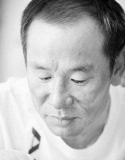 고미영의 동반자 김재수 산악 대장