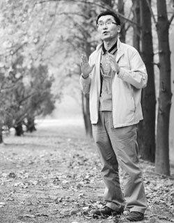 '나무에 미친 사학자' 강판권 계명대 교수