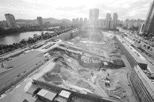 송파의 랜드마크 : 롯데 수퍼타워 123