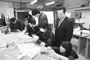최상위권 취업률, 교육중심 대학'전국 1위'