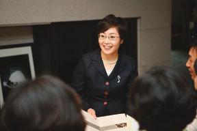 ㈜듀오정보 대표 김혜정