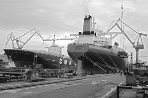 독립기업 최초 100억달러 수출 달성한 대우조선해양