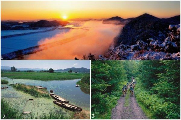환경까지 생각하며 즐기는 휴식과 여유 녹색관광