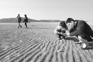 바닷가에서 사막을 만난다