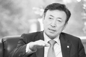'MB 대변인 출신'김병일 민주평통 사무처장