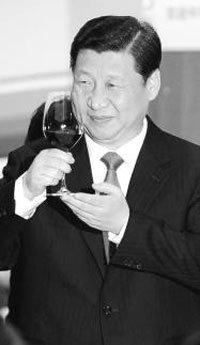 '대륙의 황태자' 시진핑 국가부주석