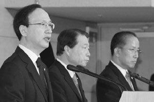 8·8개각 외교안보라인 유임 막전막후