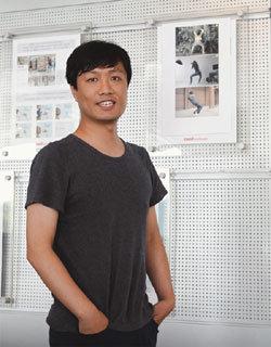'2010 칸 국제광고제' 3개 동상 수상 한성욱 제일기획 아트디렉터
