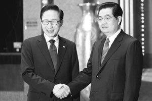 대북전략 목표는 북한 체제붕괴 저지와 '동북 4성'(동북 3성+북한) 구축