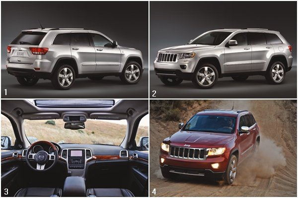 All New Grand Cherokee