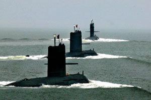 미국과 중국의 해군력 비교