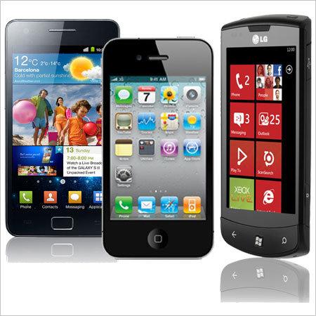 스마트폰 둘러싼 삼성전자·SKT·KT의 삼각전쟁