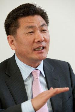 '대주 피오레' 되살려낸 박영석 지에스건설 대표