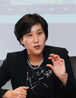 맥킨지 최초 한국인 여성 파트너 김용아