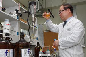 세계 최초 탈모 치료 화학물질 개발한 최명준