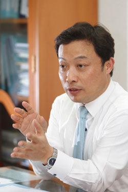 '쿨' 보수 자처하는  곽승준 미래기획위원장