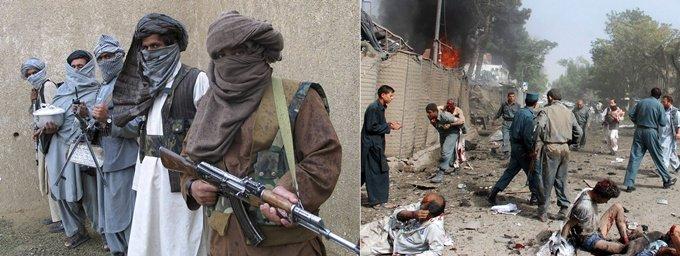 탈레반을 그리워하는 아프간 국민들
