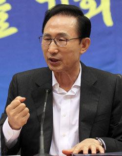 '이명박-김정일 담판으로 최종 결정' 시나리오 있다
