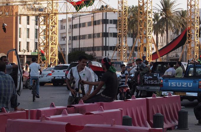 """""""리비아의 미래는 밝다. 왜? 카다피가 사라졌기 때문에"""""""