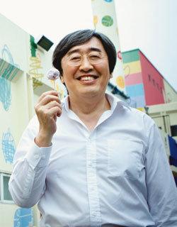'행복한 간장공장' 사장 박진선 샘표식품 대표