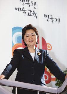 '문화향수권 최일류 국가 달성' 선언한 박재은 한국문화예술교육진흥원장