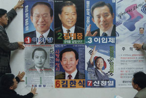 강한 결속력으로 김대중·노무현·이명박 당선에 기여…박근혜·안철수 지지하고, 특정 정당 지지하지 않아