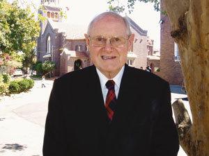 호주 친한파 상징 존 브라운(변조은) 목사