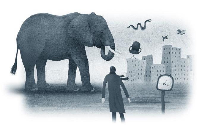코끼리의 기원
