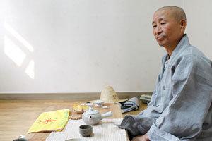 생명운동 기수 도법 스님의 쾌도난담