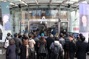 """""""한국 사회 이슈를 공론화하는 게 문제 해결의 시작"""""""